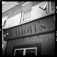 Photo taken at Elliott's Pour House by Elliott P. on 5/21/2013