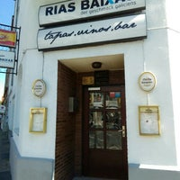 Photo taken at Rias Baixas 1 by Frank-Michael P. on 5/13/2016