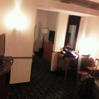 Photo taken at Fairfield Inn & Suites Phoenix Chandler/Fashion Center by Lee A. on 3/23/2013