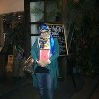 Photo taken at Roemah Keboen Family Resto and Cafe by Heni sungkar S. on 11/8/2014
