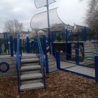 Photo taken at Cashman Park by Kim on 4/2/2014
