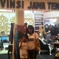 Photo taken at PRPP Jawa Tengah (Jateng Fair) by Deyna N. on 9/13/2014