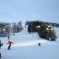 Photo taken at Blue Mountain Resort by Christian O. on 12/31/2012