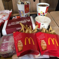 Photo taken at McDonald's by Jhyian Roulf R. on 6/11/2016