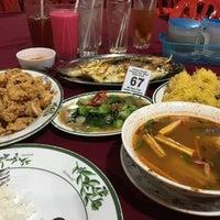Photo taken at Pantai Jeram Restoran Ikan Bakar & Katering by Keith Fun on 3/18/2016