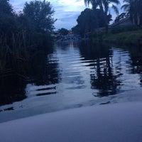 Photo taken at Lake Tarpon Resort by Eeryn F. on 10/5/2013