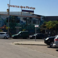 Photo taken at Taverna dos Piratas by João G. on 9/24/2015