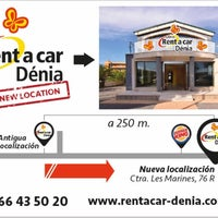 Photo taken at Rent a Car Dénia by RENT A CAR D. on 4/26/2016