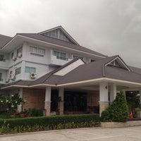 Photo taken at Thaninthorn GreenPark Hotel by kom_thai k. on 4/29/2014
