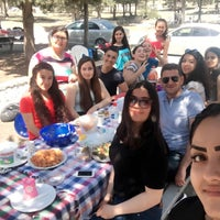 Photo taken at Taşkent Piknik Alanı by Sevim T. on 4/18/2016