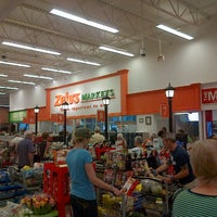Photo taken at Zehrs by Kathy M. on 8/30/2013