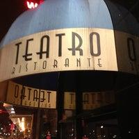 Photo taken at Teatro by Jon H. on 12/8/2012