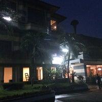Photo taken at Phatad Valley Hotel Kanchanaburi by Kamonporne C. on 10/4/2014