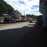 Photo taken at Great Smoky Mountain Railroad by Kristen L. on 9/3/2014