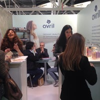 Photo taken at Cosmoprof Bologna by Francesca F. on 3/23/2015