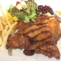 Photo taken at Big Bami and Steak by Pooh  Siripak S. on 11/5/2016
