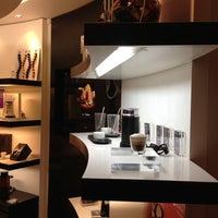 Photo taken at Nespresso by Dmitriy K. on 11/17/2012