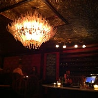 Photo taken at The Bourgeois Pig by Adele M. on 10/16/2012