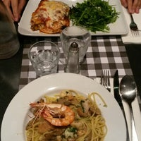 Photo taken at Little Italy Trattoria by archiguy a. on 1/24/2015