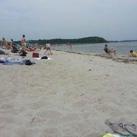 Photo taken at Crane Beach by Kapado F. on 6/22/2013