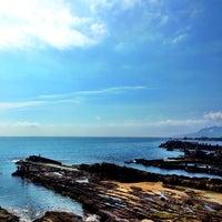 Photo taken at 美灧山漁港 by Ocean on 6/22/2014