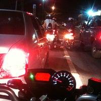 Photo taken at Avenida Bacharel Tomaz Landim by Gutemberg T. on 10/8/2012