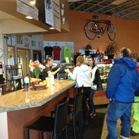 Photo taken at Park City Coffee Roaster by Brenda M. on 4/8/2013