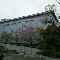 Photo taken at かえつ有明中学・高等学校 by Mic H. on 4/11/2015