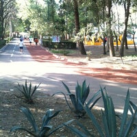 Photo taken at Parque Ecológico Los Coyotes by Dave A. on 4/13/2013