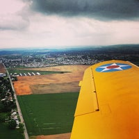 Photo taken at Reigle Airport by Amanda S. on 5/23/2013