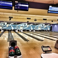 Photo taken at Presidio Bowling Center by Valerie C. on 8/18/2013