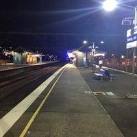 Photo taken at Flemington Station by Pavel 🏇🏇🏇 K. on 7/28/2015