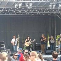 Photo taken at Fortoberfest by Tyler P. on 9/22/2012