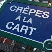 Photo taken at Crepes a la Cart by Nate U. on 5/22/2016