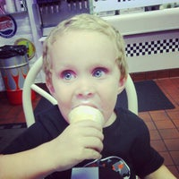 Photo taken at Fred's Old Fashioned Burgers by Autumn Q. on 10/14/2012