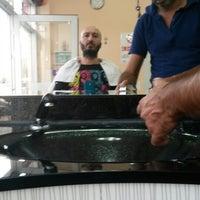 Photo taken at Erkek Kuaförü Cengiz by Umut O. on 9/5/2014