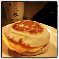 Photo taken at Starbucks by Joey on 10/2/2012
