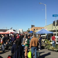 Photo taken at Hollywood Farmer's Market by Casey on 2/24/2013