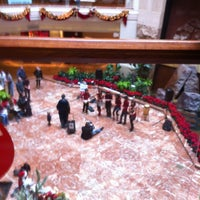 Photo taken at Copley Place by Tanya G. on 12/22/2012
