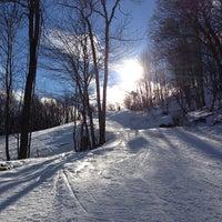 Photo taken at Mount Snow Resort by Joshua on 1/14/2013