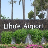 Photo taken at Lihue Airport (LIH) by Brian H. on 11/5/2012