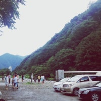 Photo taken at 湯沢フィッシングパーク by ちば on 8/18/2014