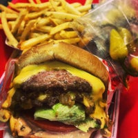 Photo taken at In-N-Out Burger by Lewis K. on 1/27/2013