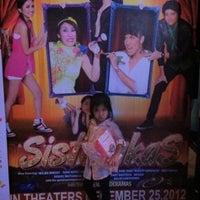 Photo taken at Glorietta 4 Cinema 6 by Ralph D. on 12/27/2012