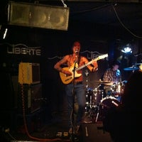 Photo taken at Club Liberté by Marja K. on 11/23/2012