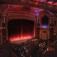 Photo taken at Oriental Theatre by Dustin Z. on 5/1/2014
