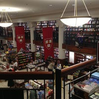 Photo taken at Harvard Coop Society Bookstore by ひょん on 7/21/2013