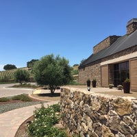 Photo taken at Niner Wine Estates by Zach N. on 7/6/2015