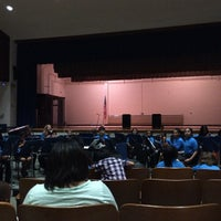 Photo taken at Rogers-Herr Middle School by Mark T. on 9/16/2014