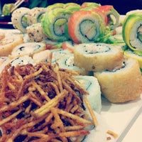 Photo taken at Niu Sushi by Andrés C. on 6/15/2013